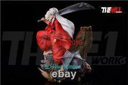 Inuyasha Resin Figure Model Painted T1 Studio 1/6 Scale Anime Statue Pré-commande