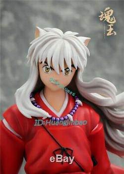 Inuyasha Résine Figure Hunyu Studio Précommandez 27''h Modèle Peint Figure Anime Gk