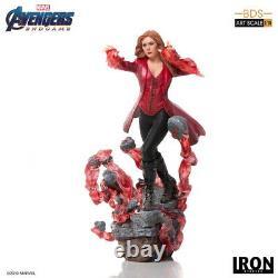 Iron Studios 1/10 Scarlet Witch Statue Endgame Marcas19219-10 Modèle 8 Figure