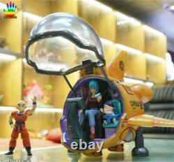 Jacksdo Dragon Ball Dbz Bulma Capsule 991 Résine De Vaisseau Gk Modèle Pas De Poupée Figure
