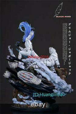 Javel Grimmjow Jeegerjaques Résine Figure Modèle Statue Peinte Blackwing Studio