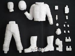 Judge Dredd Karl Urban 1/3 Original Figure Résine Modèle Unpainted Kit