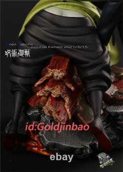 Jujutsu Kaisen Gojo Satoru Resin Modèle 1/6 Statue Peinte Studio De Précommande Force