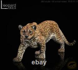 Jxk 1/6 Décor Snow Leopard Panther Figure Animale Modèle Collecteur Gk Pré-commande