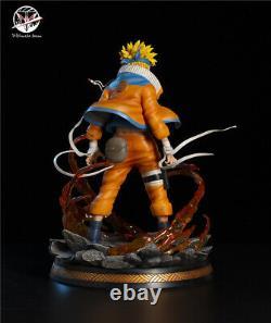 Jz Studio Kurama Uzumaki Naruto Figure Modèle Résine Shitachi Gk Pré-commande
