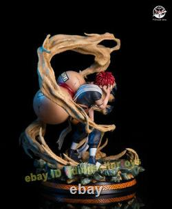 Jz Studio Naruto Gaara Shuukaku 1/7 Figure Résine Gk Anime Modèle Statue En Stock