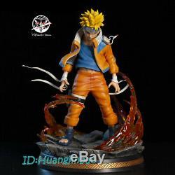 Jz Studio Uzumaki Naruto Figure Résine Modèle Peint Statue 1/7 Échelle En Stock Gk