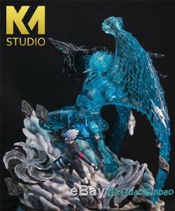 Km Studio Hatake Kakashi Résine Modèle Painted Statue Précommandez Gk Naruto Figure