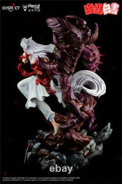 Kurama Statue Figure Resin Modèle Gk Yuyu Hakusho Infinity Studio Prévente 55cm