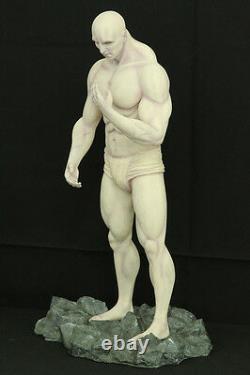 L'ingénieur Prometheus Alien Hugh 1/4 Original Resin Figure Model Unpainted Kit