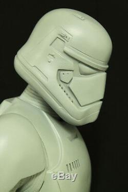 La Force Awakens Stormtrooper 1/3 Star Wars Figure Résine Modèle Unpainted Kit