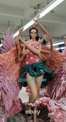 Last Sleep One Piece Nico Robin Statue Painted Model Resin Figure 1/3 Scale New