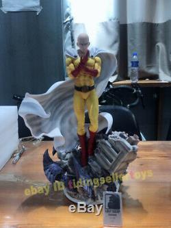 Lastsleep Ls Punch-man One Figure Saitama Manga 1/6 Résine Statue Modèle Anime