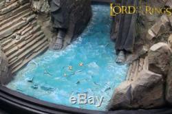 Le Seigneur Des Anneaux Le Hobbit Portes De Argonath Porte Des Rois Statue Figure Modèle
