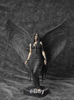 Lilith Luis Royo Fantaisie Ange Démon 2014 1/4 Unpainted Figure Modèle Résine Kit