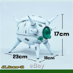 Limitée Dragon Ball Z Namek Spaceship Figure Résine Statue Modèle Cadeaux Collection
