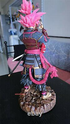 Lk Studio Dragon Ball Samurai Zamasu Résine Figure Suit Samurai Modèle En Stock
