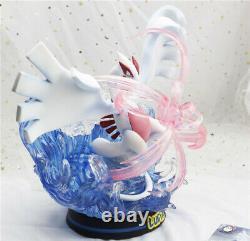 Lugia Statue Modèle Gk Résine Figure Pokémon Collections Egg Studio Nouveau 36cm