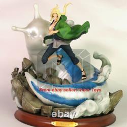 M Palace Studio 2019 Naruto Tsunade Figurine Modèle Resin Shitachi Gk En Stock