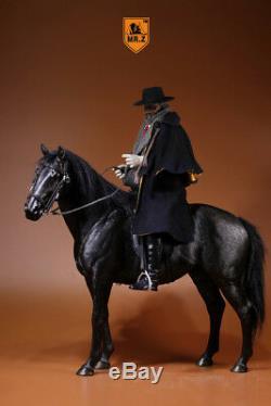 M. Z Allemagne Hanovre Hanovrien Black Horse 1/6 Modèle Figurine En Stock