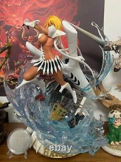 Modèle De Figure En Résine De Halibel Halibel Bleach Studio Bp Statue Entièrement Peinte En Stock