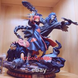 Modèle De Résine De Naruto Sasori Peint À L'échelle 1/7 En Stock D'anime Figure 40cmh