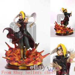 Modèle Palais Studio Naruto Deidara Figures Gama Sennin Résine Statue Limitée