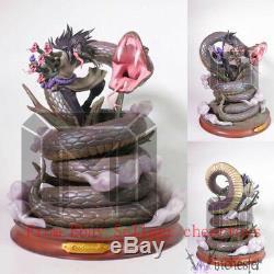 Modèle Palais Studio Naruto Orochimaru Figures Gama Sennin Résine Statue Limitée