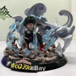 My Hero Academia Midoriya Izuku Résine Modèle Statue Painted Figure En Stock Anime