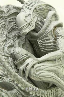 Naissance Alien Guerrier Affichage Diorama H. r. Giger Unpainted Figure Résine Modèle Kit