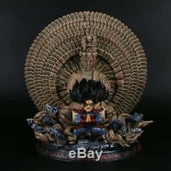 Naruto0 Statue Shodai Hokage Senju Hashirama Résine Modèle Painted Figure En Stock