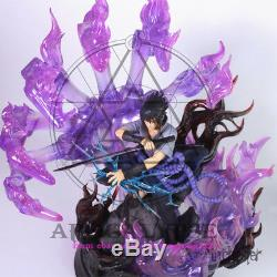 Naruto Apocalypse Uchiha Sasuke Sasuke Can Limit Gk Statue Figure Modèle Jouet