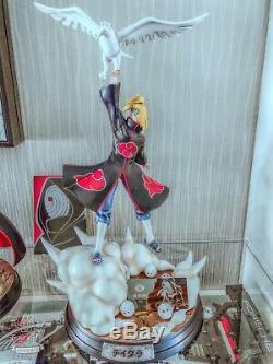 Naruto Deidara Echelle 1/8 Figurine Résine Modèle Painted 17''h Foc Replica