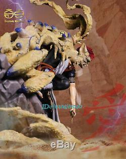 Naruto Gaara Échelle Résine Figure 1/7 Modèle Painted Singularity Atelier En Stock