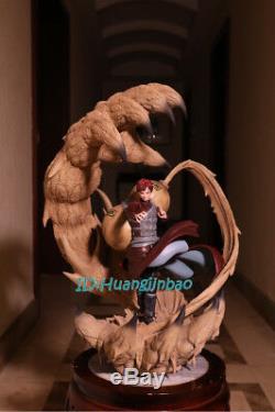 Naruto Gaara Modèle En Résine Shukaku Un Painted Figure Gk Tailed Sculpture En Stock