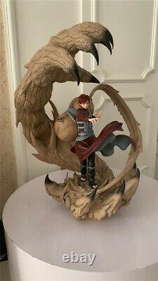 Naruto Gaara Résine Modèle Shukaku Un Tailed Peint Figure Gk Sabaku Pas Gaara