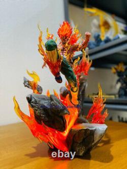 Naruto Gaï Maito Résine Figure Singularity Atelier Modèle 1/7 Avec Lumière Led Nouveau