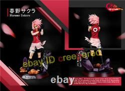 Naruto Haruno Sakura Resin Figure Model Full Painted Statue Hb-studio 1/6 Anime