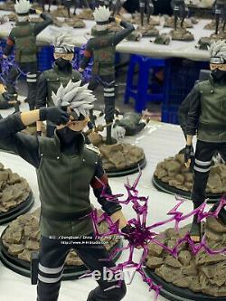 Naruto Hatake Kakashi Resin Statue Modèle Peint Mh Studio Replica Figures