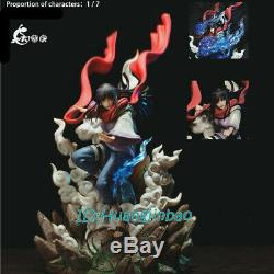 Naruto Hyga Hinata Figure Résine Modèle Painted Statue En Stock Big Gecko Studio