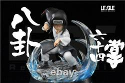Naruto Hyga Neji Figure Résine Statue Modèle Gk Painted Nouveau Ligue