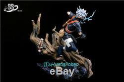 Naruto Jeune Hatake Kakashi Figure Résine Modèle Painted Statue Ss Studio Gk 24cmh