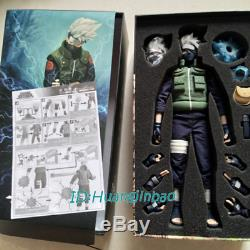 Naruto Kakashi Hatake 1/6 Action Scale Figure In Box Collection Model Toy Ift