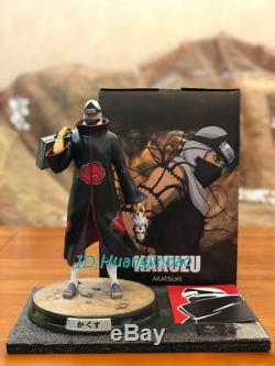 Naruto Kakuzu Figure 1/8 Modèle Résine Peinte Statue Akatsuki Foc Réplique Instock