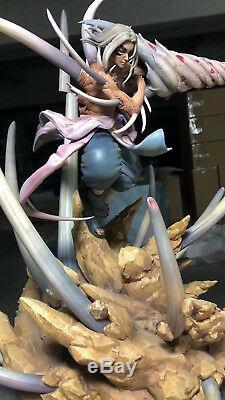 Naruto Kimimaro Statue Modèle Peint Anime Sculpture Gk Figure Limite Quantité