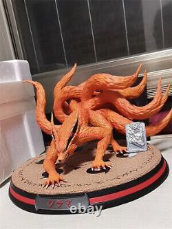 Naruto Kurama Figure Modèle De Résine Statue Peinte Nine Tailed LX Replica Pré-commande