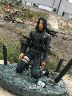 Naruto Mort De Hyga Neji Figure Résine Statue Modèle Gk Hmb Prélaqué Od