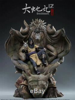 Naruto Orochimaru Statue Résine Figure Gk Modèle Iz Studio Objets De Collection Prévente