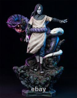 Naruto Orochimaru Statue Résine Figure Gk Modèle Zero Studio Presale 55cm