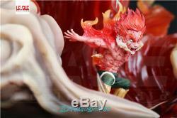 Naruto Pourrait-guy Résine Statue Modèle Led Night Light Kay Peint En Stock Figure